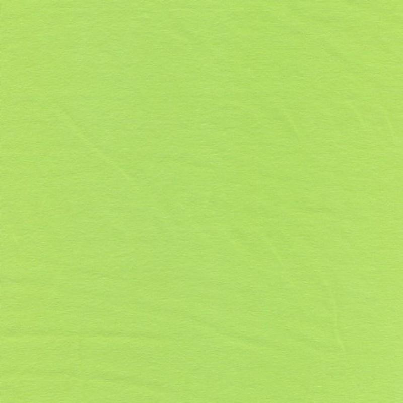 Jersey økotex bomuld/lycra, lys lime