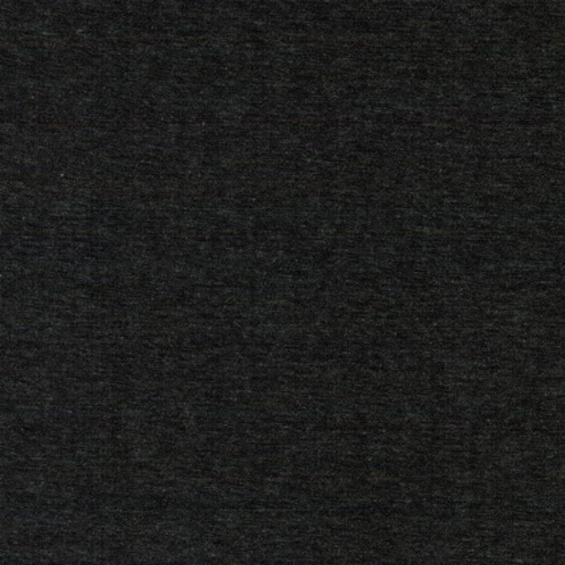 Jersey økotex bomuld/lycra, koksgrå meleret