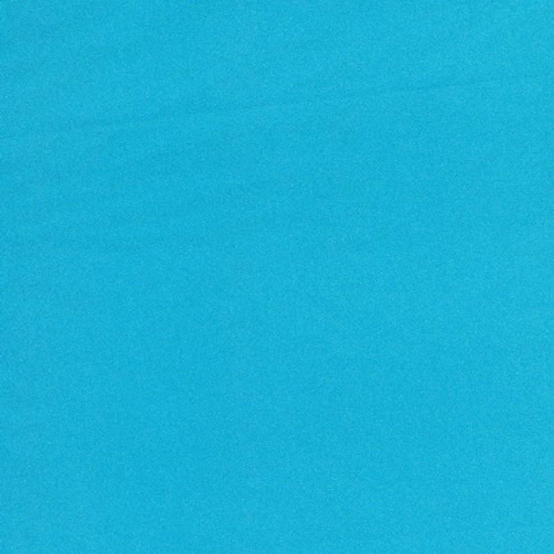 Rest Dansekjole/badedragt-stof, turkis 55 cm.-00