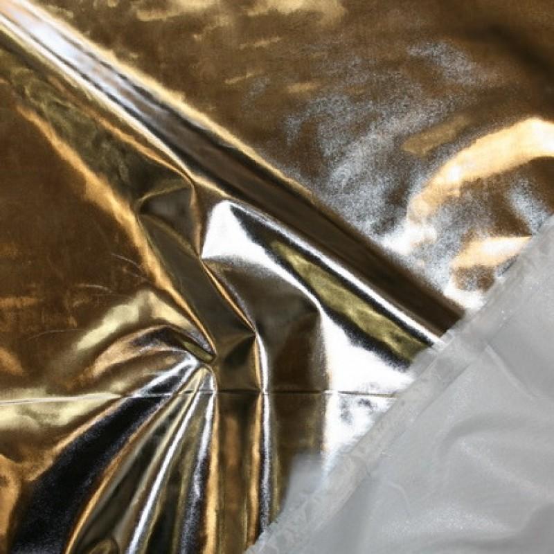 Lame m/hvid bagside, sølv-31