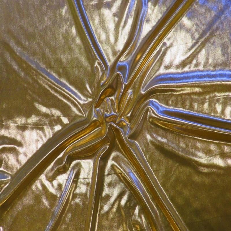 Lame i guld med gul bagside-33