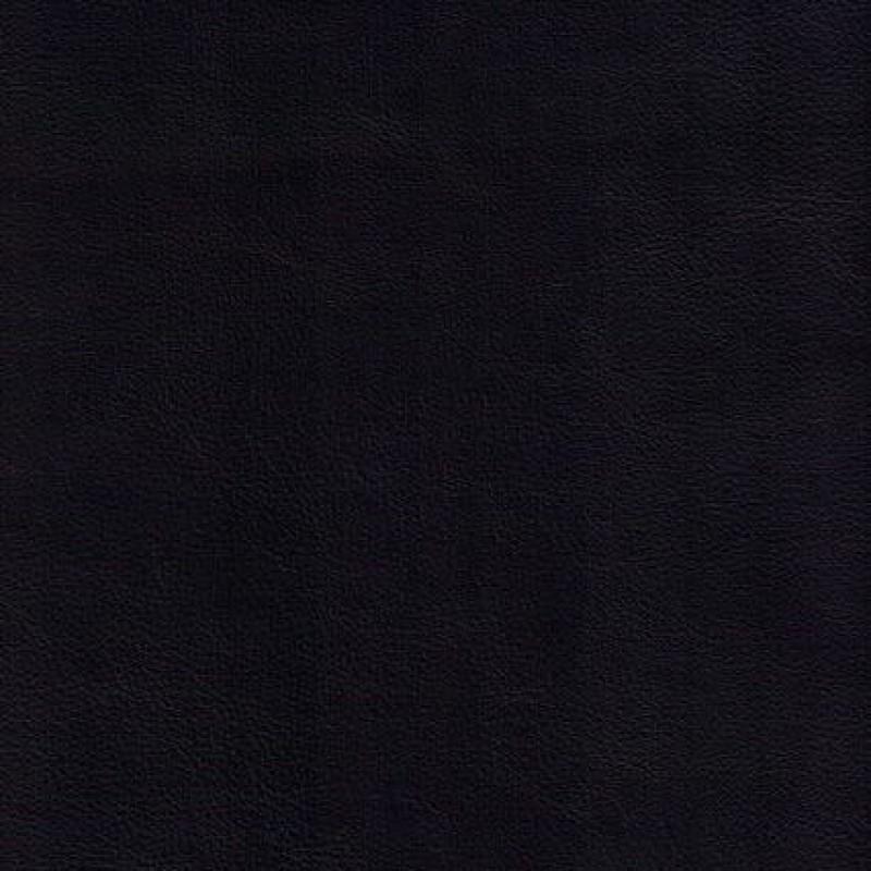 Rest Imiteret læder, sort 95 cm.
