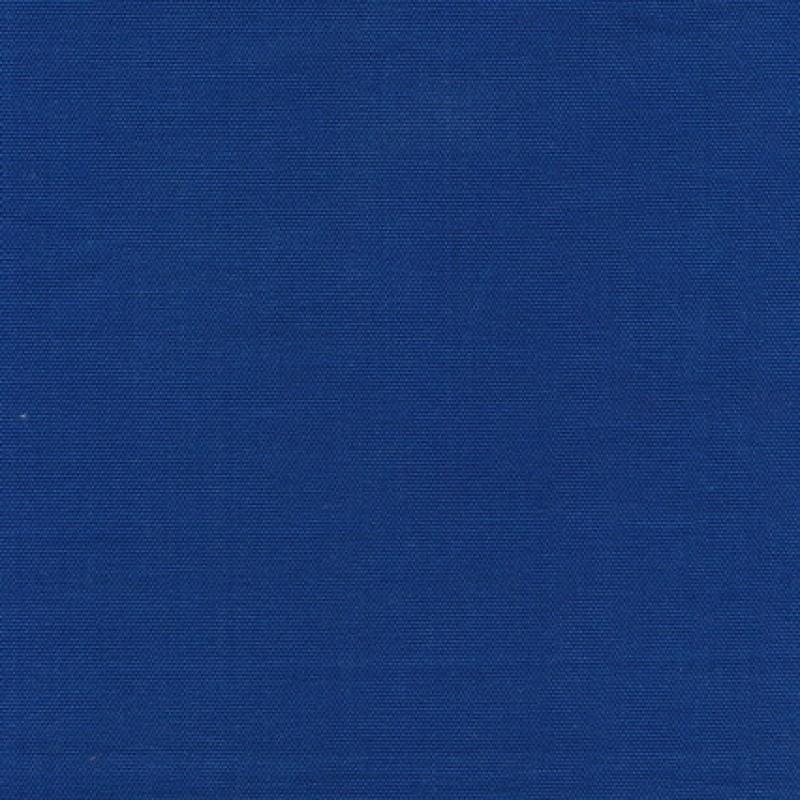 Liggestole stof ensfarvet klar blå-31