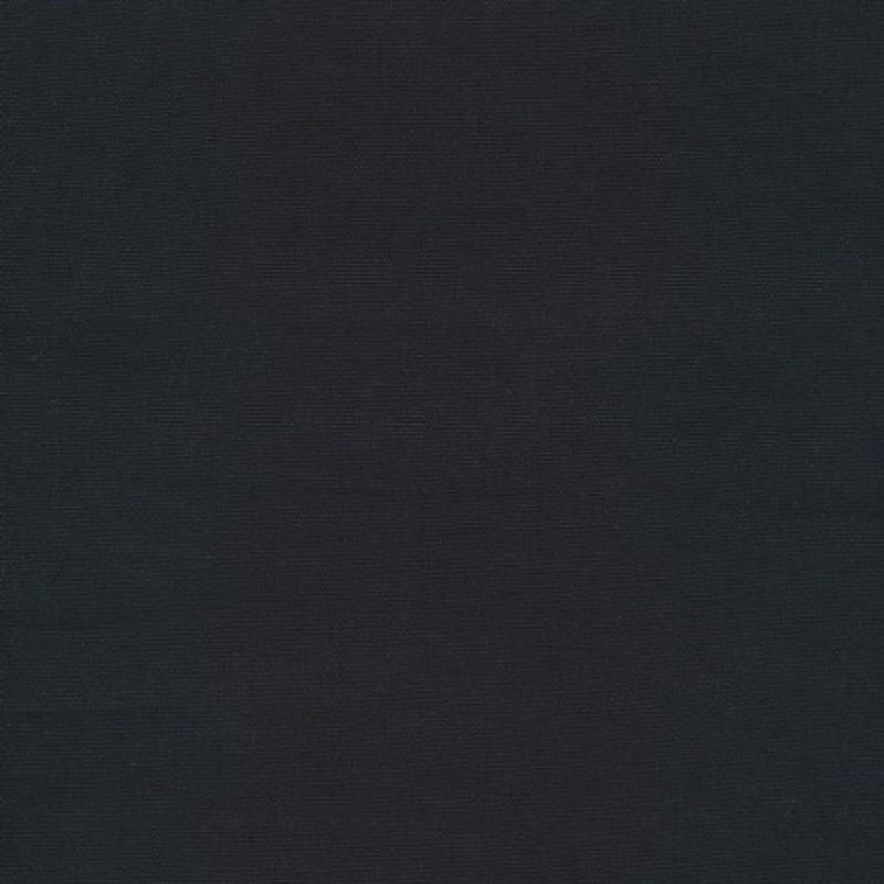 Rest Liggestole stof ensfarvet sort, 40 cm.-33