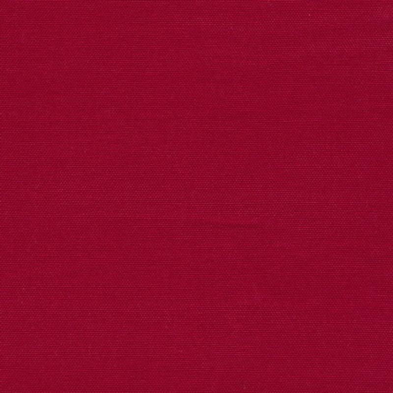 Liggestole stof ensfarvet rød-35