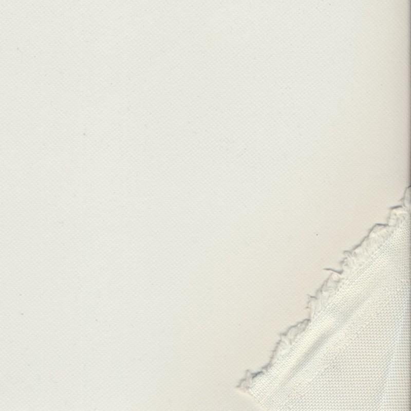 Markise stof hvid