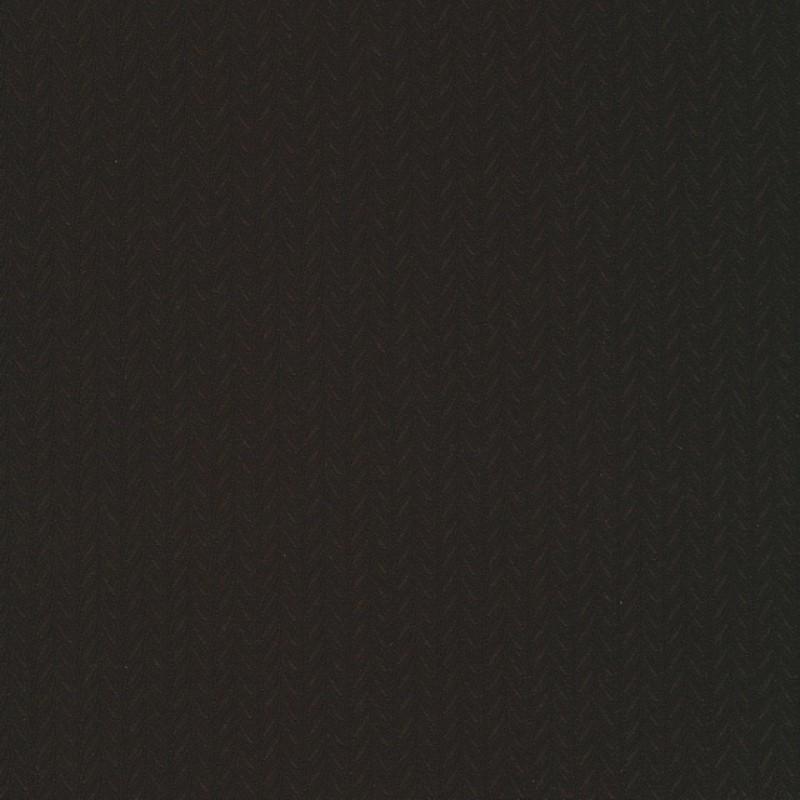 Rest Mørkebrunt buksestof m/stræk and sildeben, 50 cm.-31