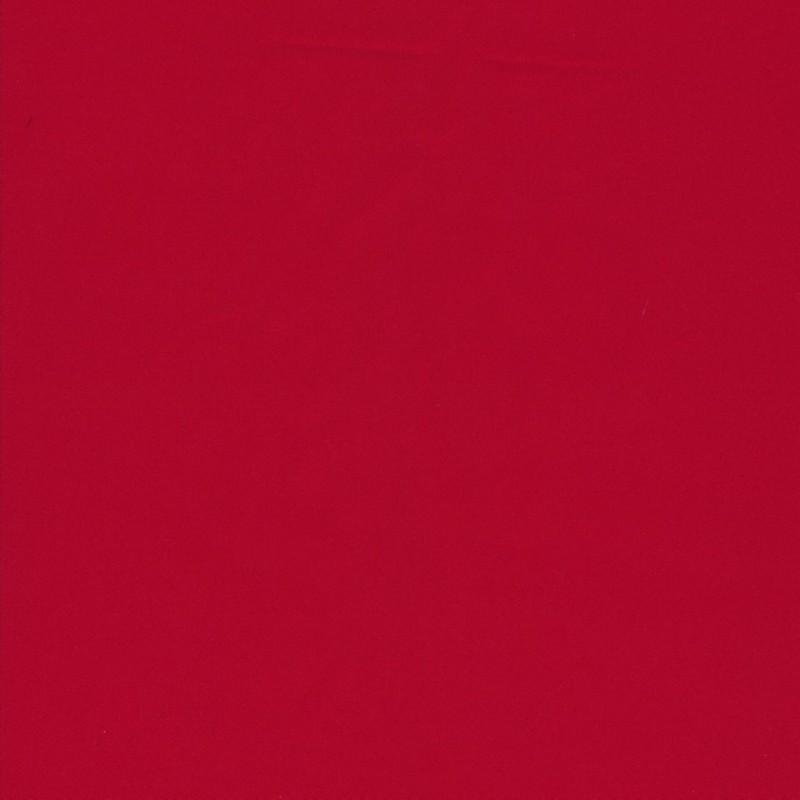 Mat polyester i rød-35