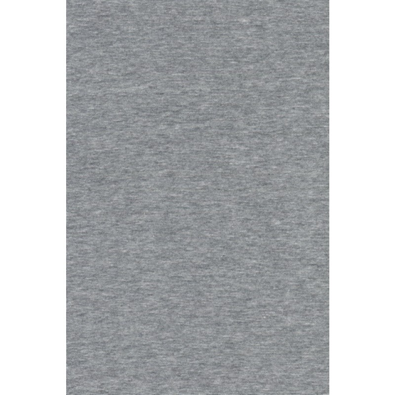 Rib lysegrå-meleret-35