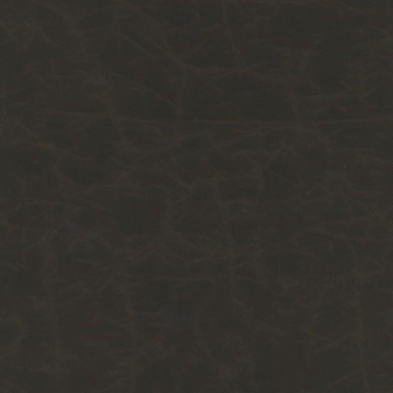 Krakeleret vind-/coatet frakke-stof, mørkebrun-31