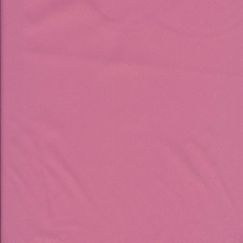 Regnstof ensfarvet rosa