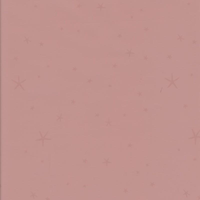 Regnstofmedstjernerigammelrosa-313