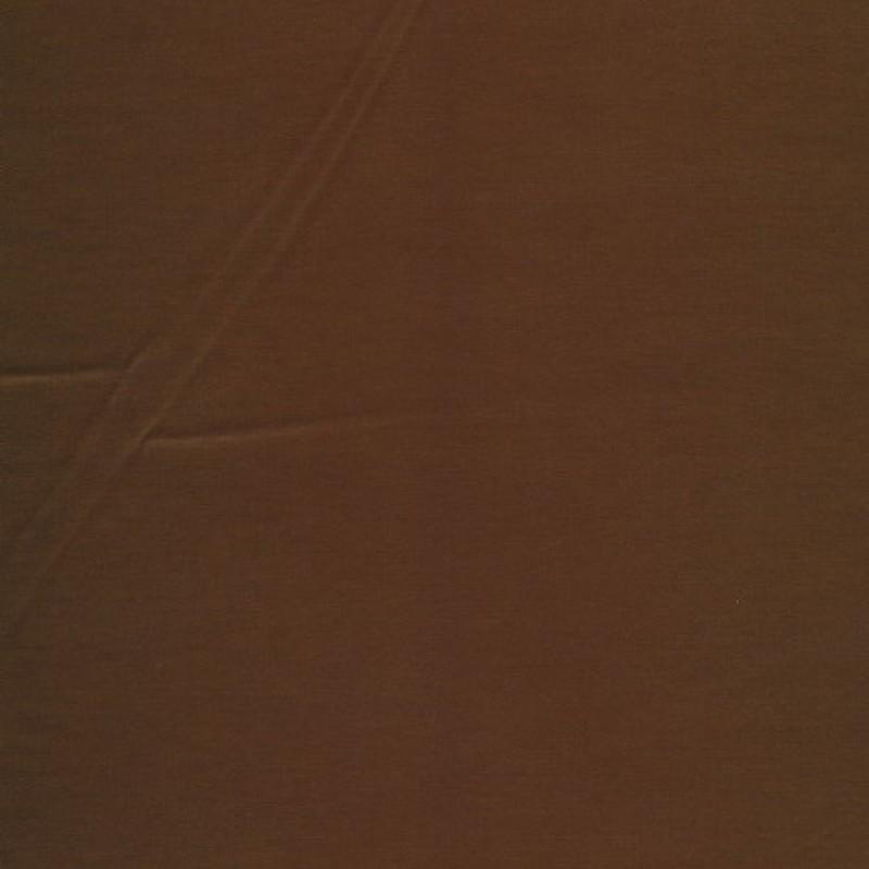Stræk-satin i gyldenbrun
