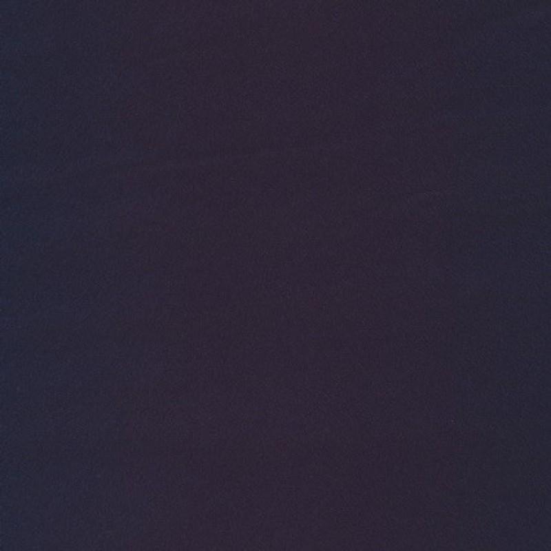 Satin viscose/polyester, blomme