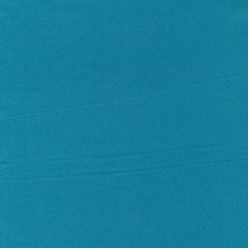 Rest Satin viscose/polyester, turkis, 90 cm.-33