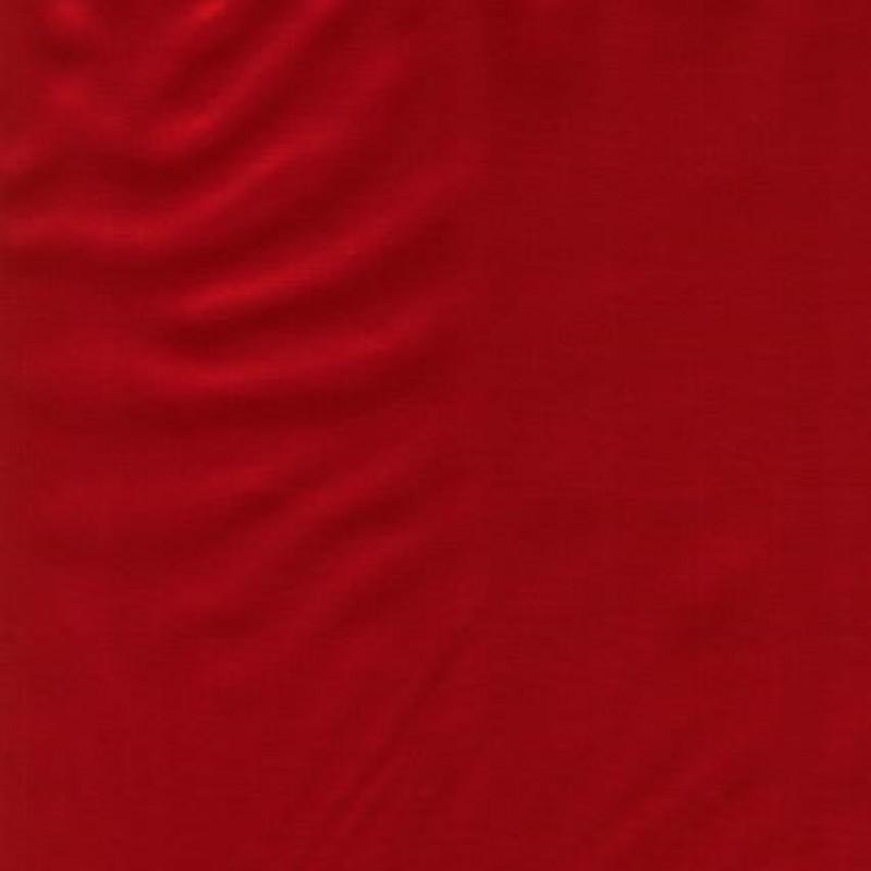 Satin rød-31