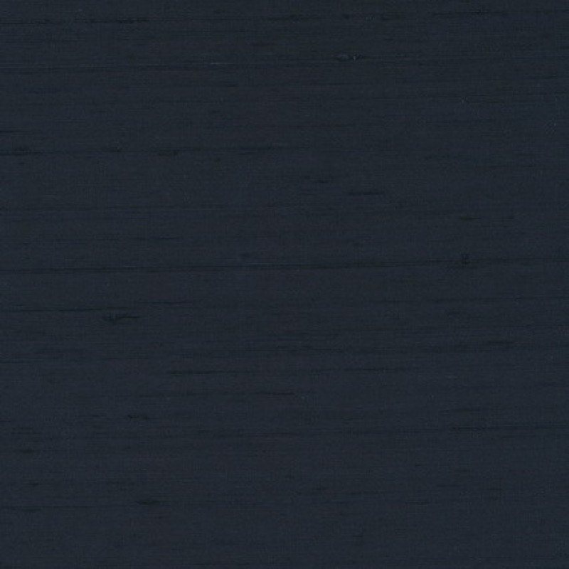 Silke dupion, marine