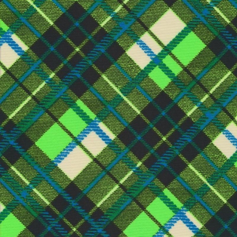 Jersey i polyamid i Neon tern i grøn