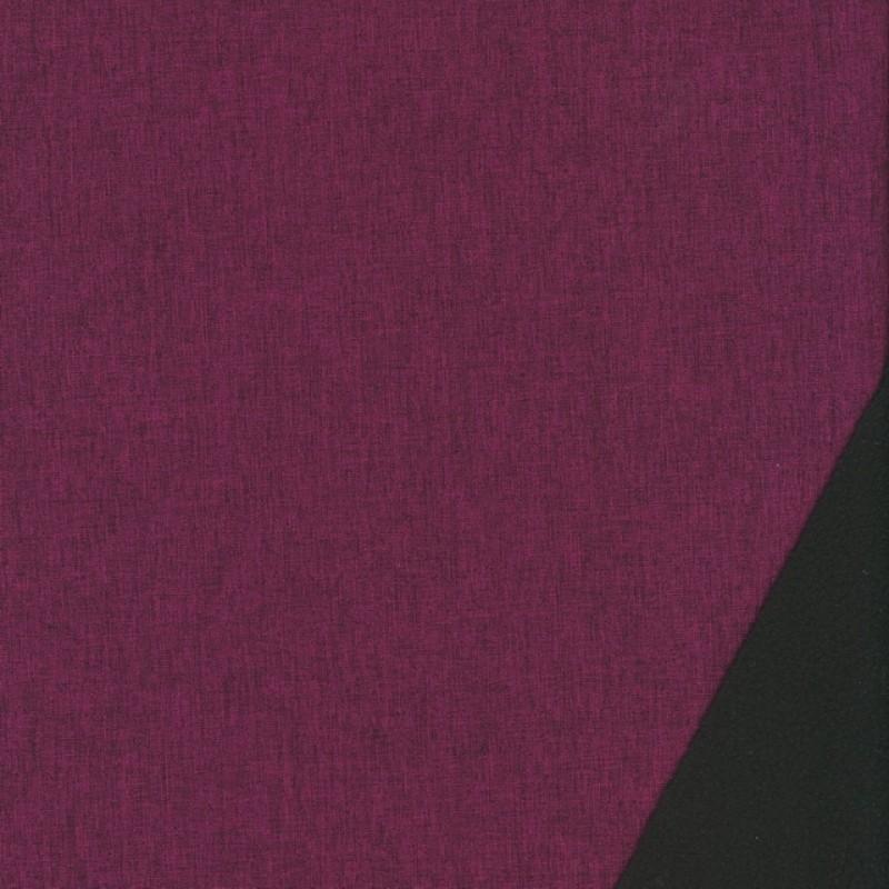 Softshell meleret pink og koksgrå