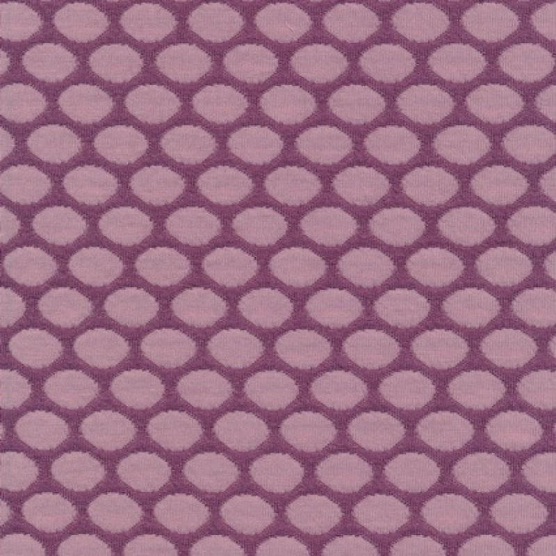 Jacquard strik m/prikker, gl.rosa/rosa-31