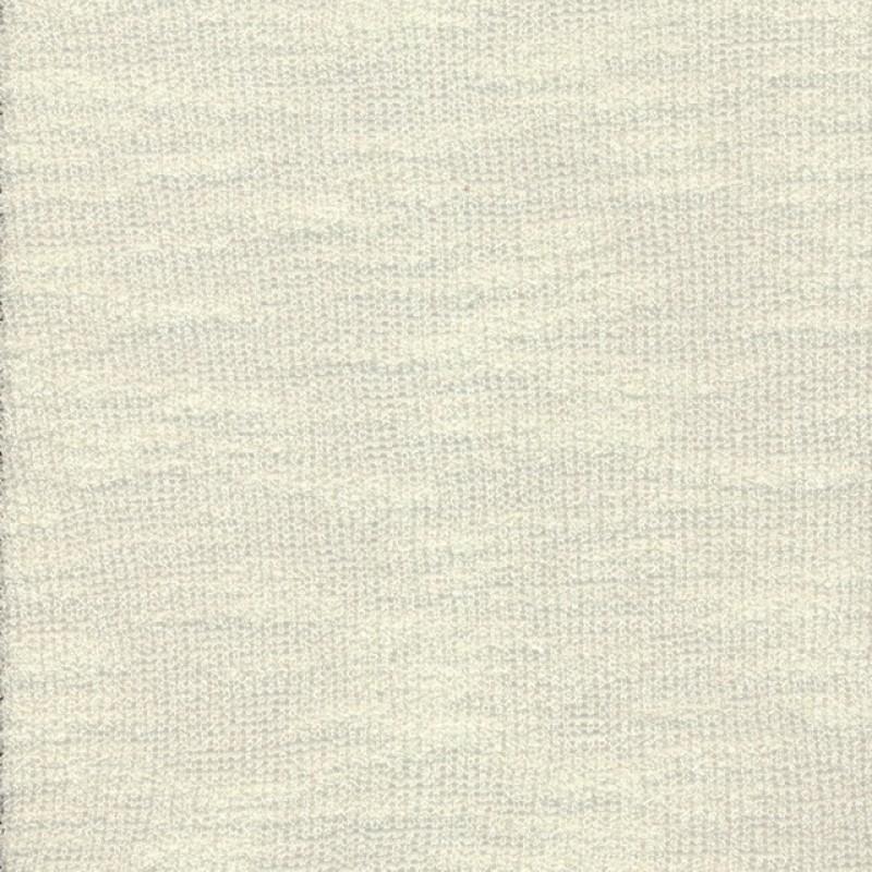 Rest strik i flamee´look, off-white 100 cm