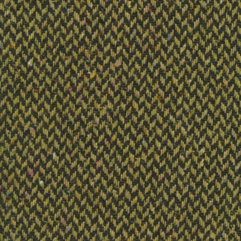 Tweed sildeben army og lime med nister-36