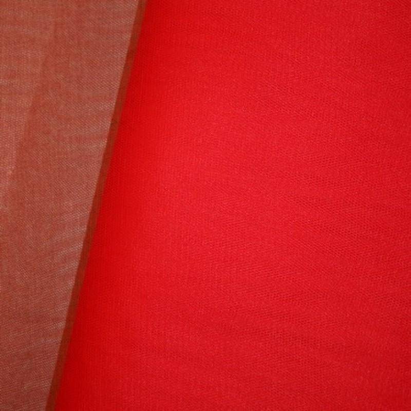 Tyl rød-35