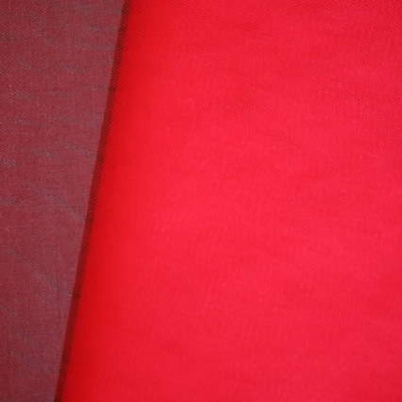 Rest Tyl neon rød-1.3 meter