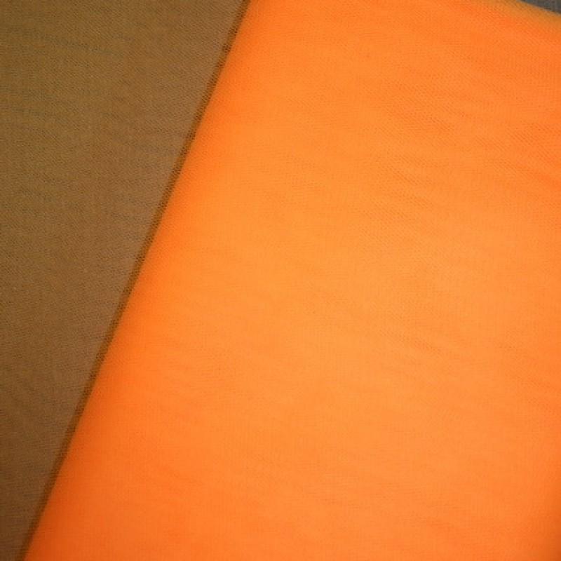 Tyl lys orange