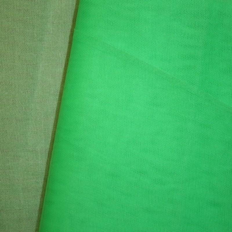 Tyl lysegrøn/lime-35
