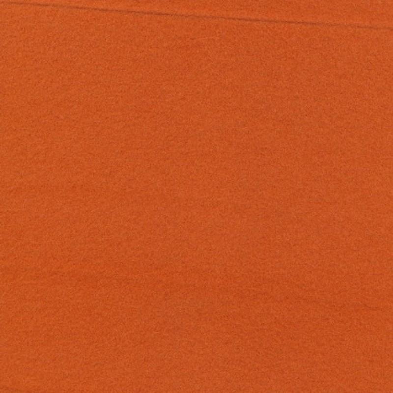 Frakke-uld, orange-35