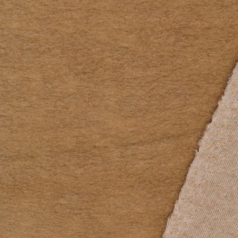Filtet uld, camel-35