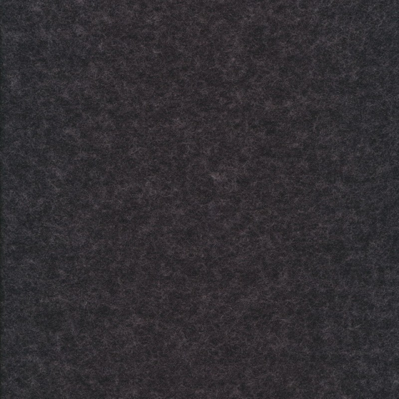 Boucle koksgrå meleret uld/viscose-35