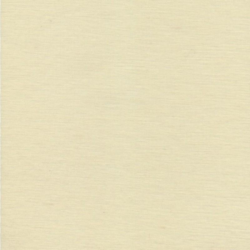Ribstrikket 100% merino uld, off-white
