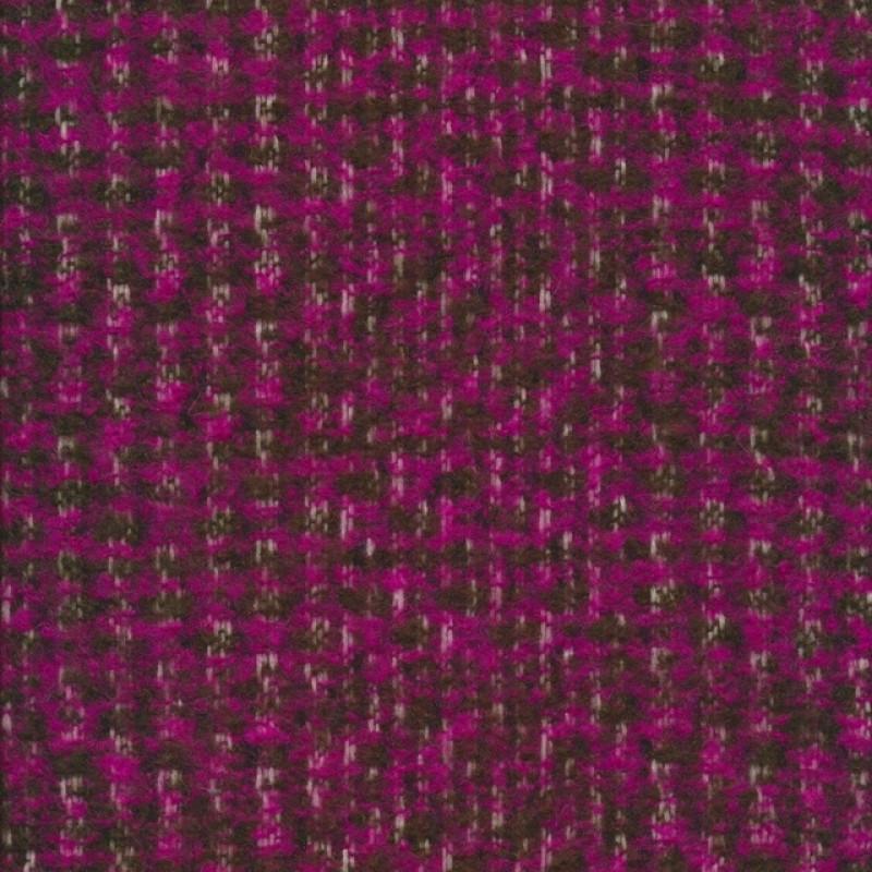 Meleret tweed pink mørk army-38