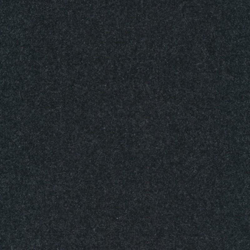 Fast uld i koksgrå meleret-39