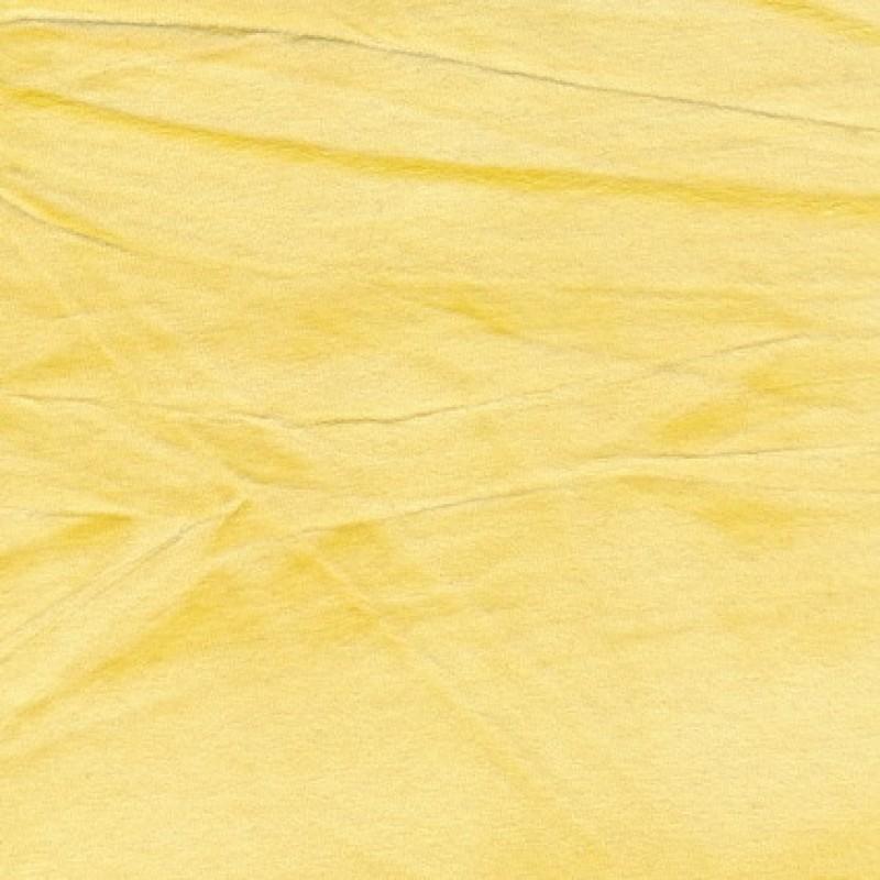Velour lys gul
