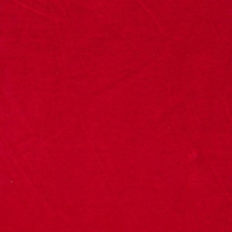 Velour i rød-35