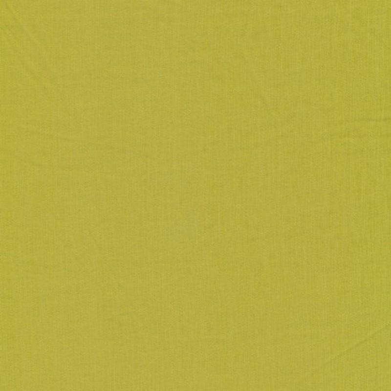 Rest Viscose/polyester støvet lys lime, 100 cm.-35