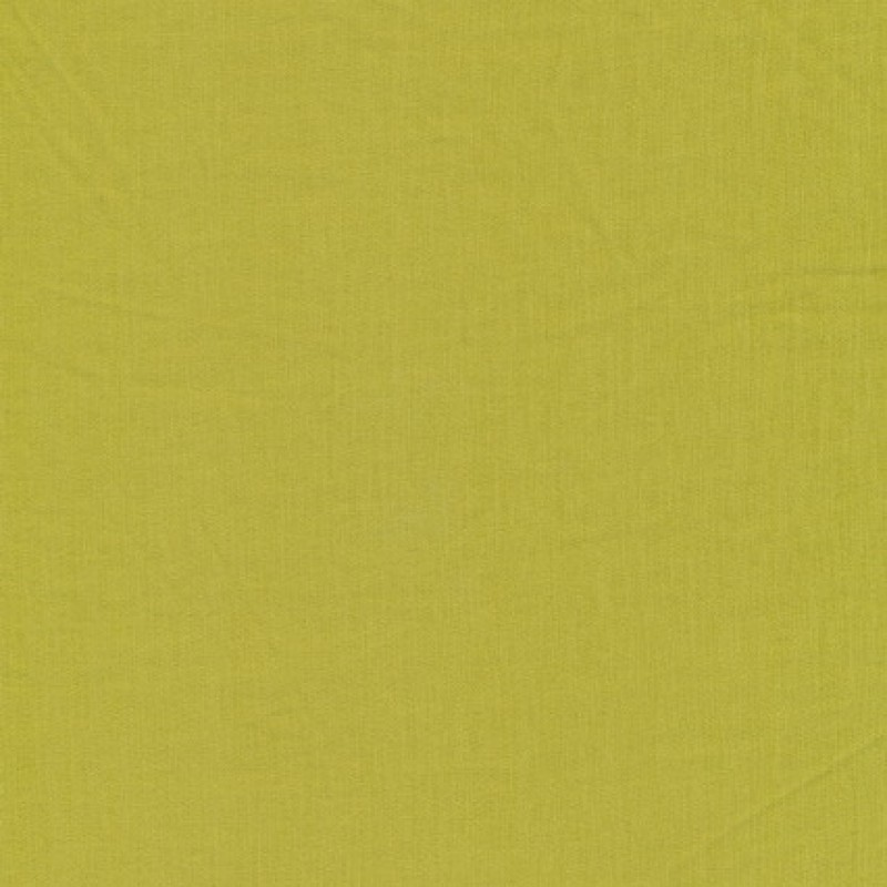 Rest Viscose/polyester støvet lys lime, 100 cm.