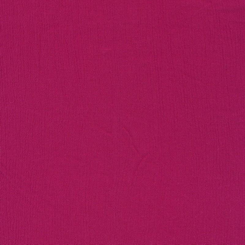 Crepé viscose i pink