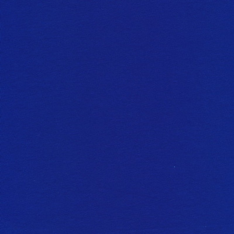 Viscose/lycra økotex koboltblå-35