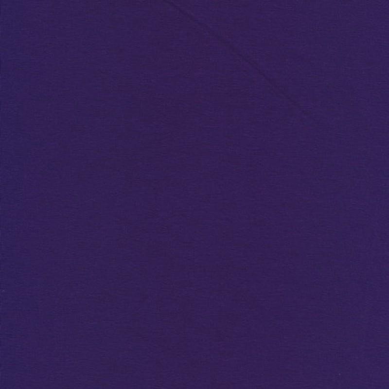 Rest Viscose/lycra økotex mørkelilla, 45 cm.-35