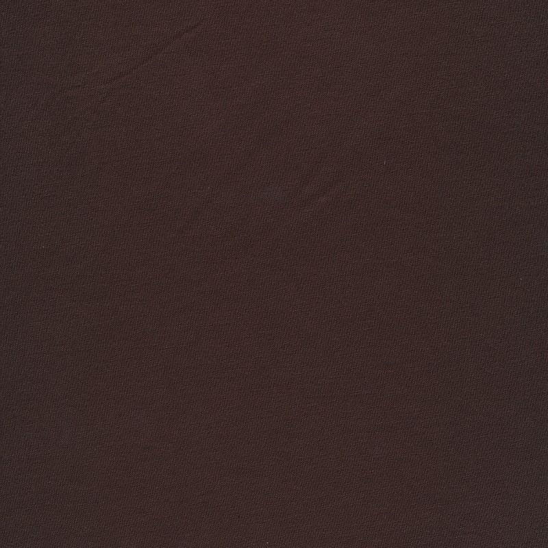 Viscose-lycra økotex mørkebrun