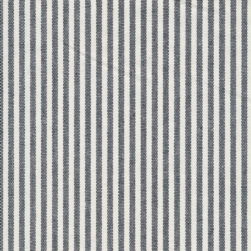 Textil-/voksdug stribet sort/knækket hvid-35