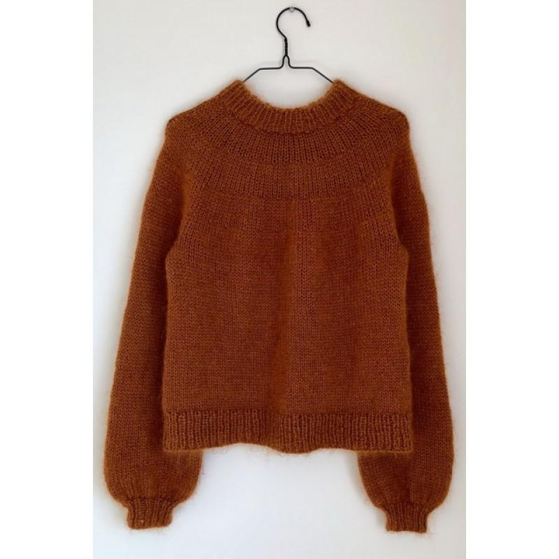 Novice Sweater PetiteKnit strikkeopskrift-07