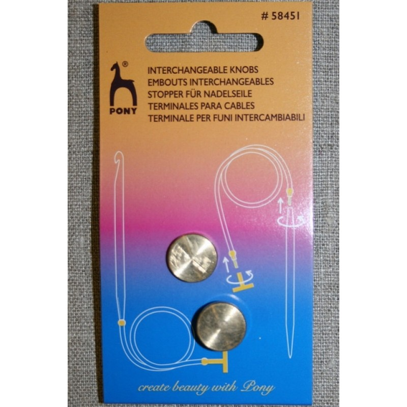 Pony Perfect Stopper til wire 3-10 mm.-32