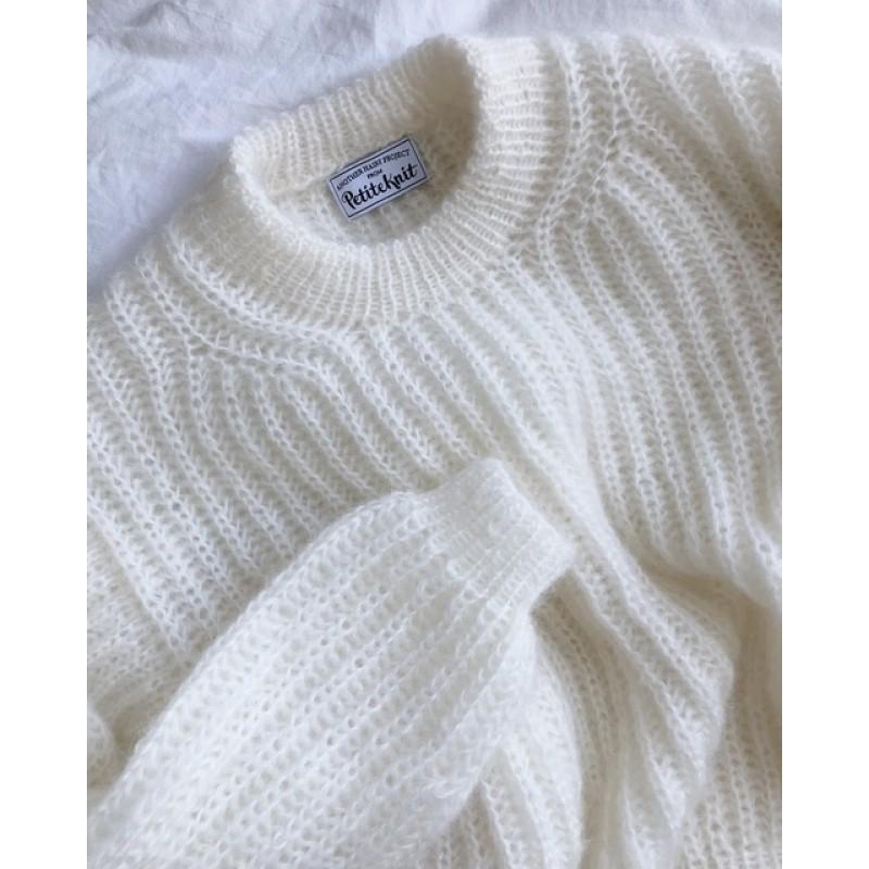 September Sweater PetiteKnit strikkeopskrift-316