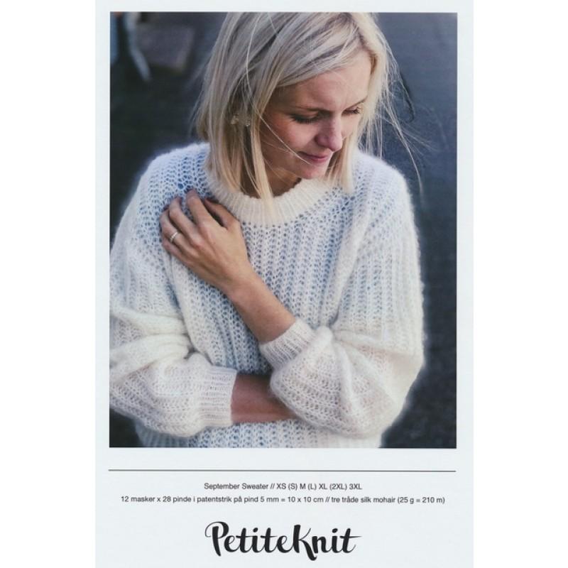 September Sweater PetiteKnit strikkeopskrift-016