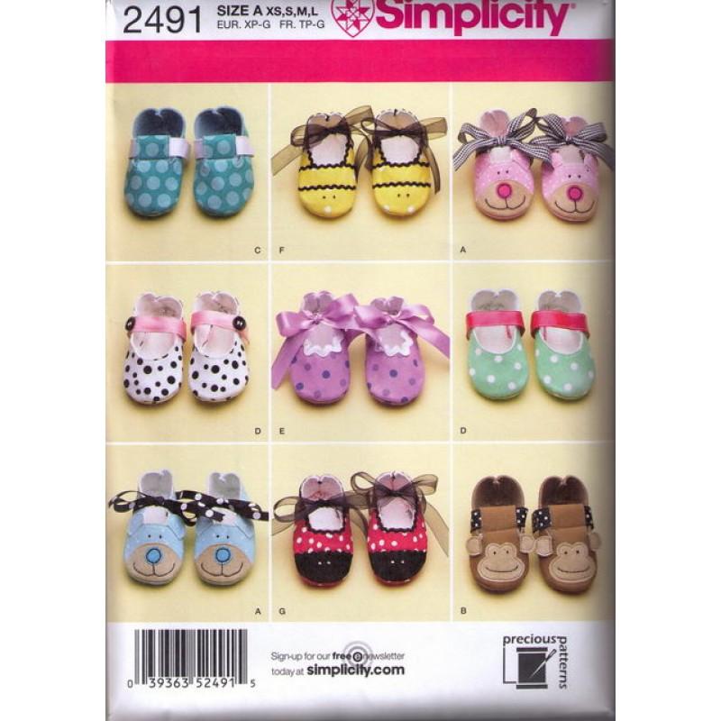 Simplicity 2491 babysko-31